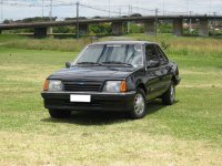Chevrolet Monza, 2 поколение, Седан 2-дв., 1983–1991