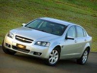 Chevrolet Omega, D, Седан, 2007–2008