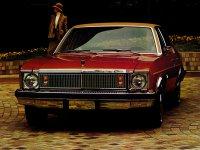 Chevrolet Nova, 4 поколение [2-й рестайлинг], Concours седан 4-дв., 1977
