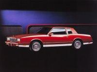 Chevrolet Monte Carlo, 4 поколение [2-й рестайлинг], Купе 2-дв., 1983–1985