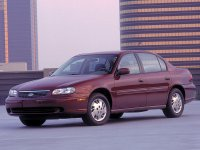 Chevrolet Malibu, 2 поколение, Седан, 1997–1999