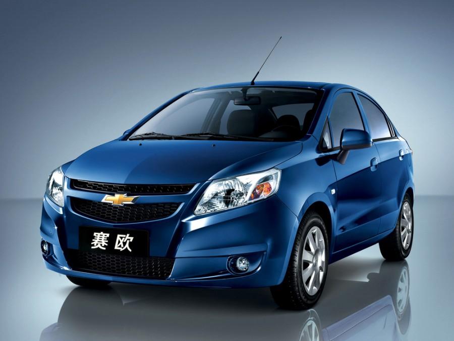 Chevrolet Sail седан, 2010–2016, 2 поколение - отзывы, фото и характеристики на Car.ru