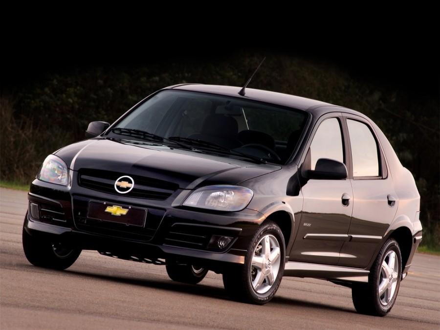 Chevrolet Prisma седан, 2006–2011, 1 поколение - отзывы, фото и характеристики на Car.ru