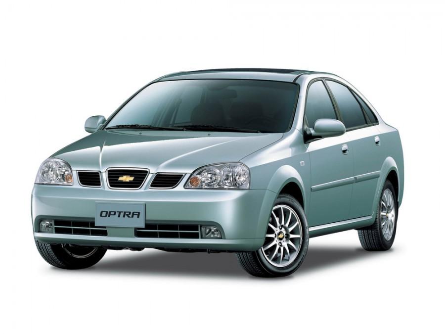Chevrolet Optra седан, 1 поколение - отзывы, фото и характеристики на Car.ru