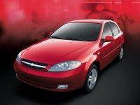 Chevrolet Optra, 1 поколение [рестайлинг], Хетчбэк, 2004–2008