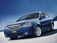 Chevrolet Optra, 1 поколение [рестайлинг], Седан, 2004–2008