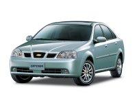 Chevrolet Optra, 1 поколение, Седан