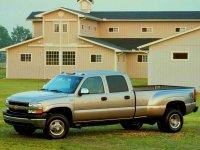 Chevrolet Silverado, GMT800, Crew cab пикап 4-дв., 1999–2002
