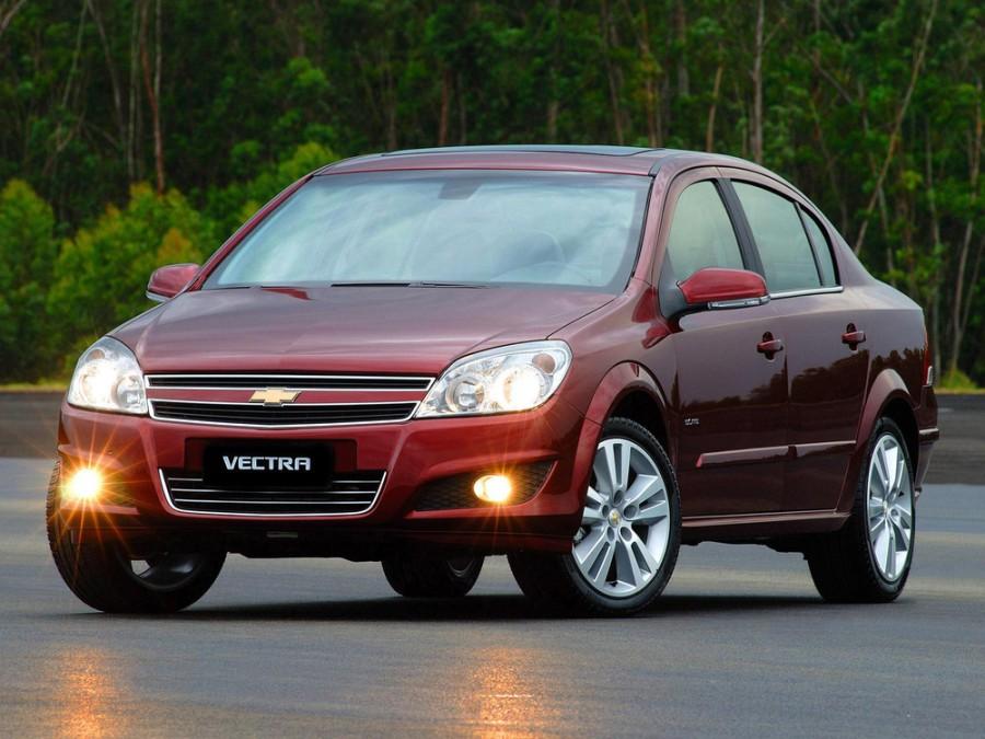 Chevrolet Vectra седан, 2009–2011, 3 поколение [рестайлинг] - отзывы, фото и характеристики на Car.ru