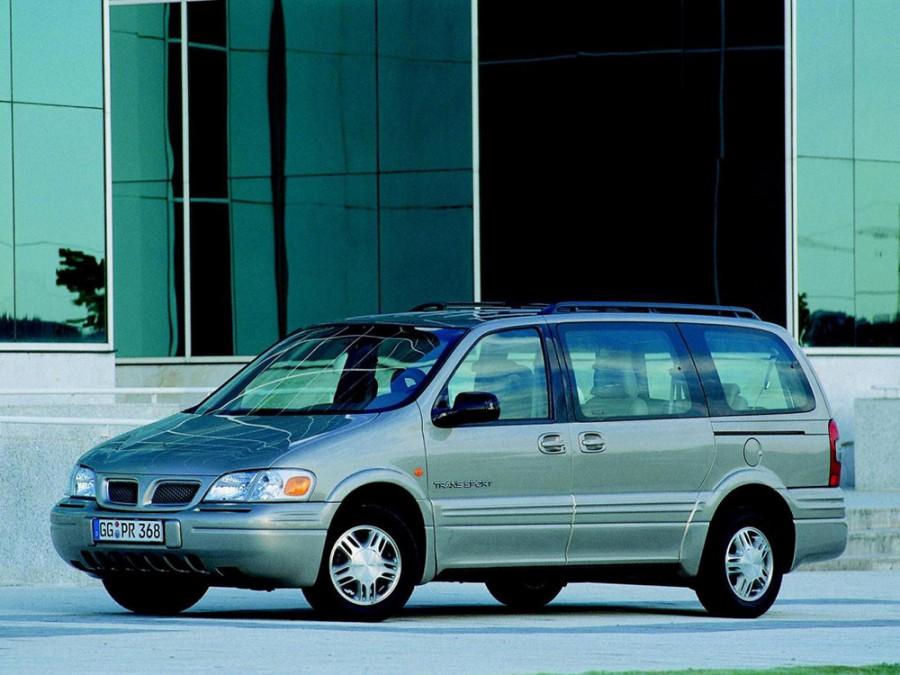 Chevrolet Trans Sport минивэн, 1996–2000, 1 поколение - отзывы, фото и характеристики на Car.ru