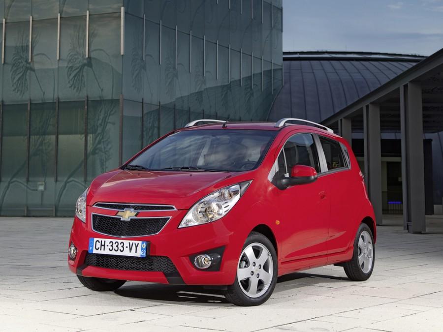 Chevrolet Spark хетчбэк, 2010–2016, M300 - отзывы, фото и характеристики на Car.ru