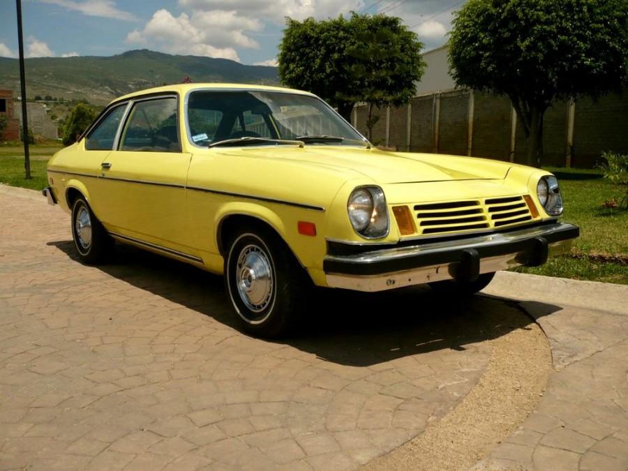 Chevrolet Vega седан, 1973–1977, 1 поколение [рестайлинг] - отзывы, фото и характеристики на Car.ru