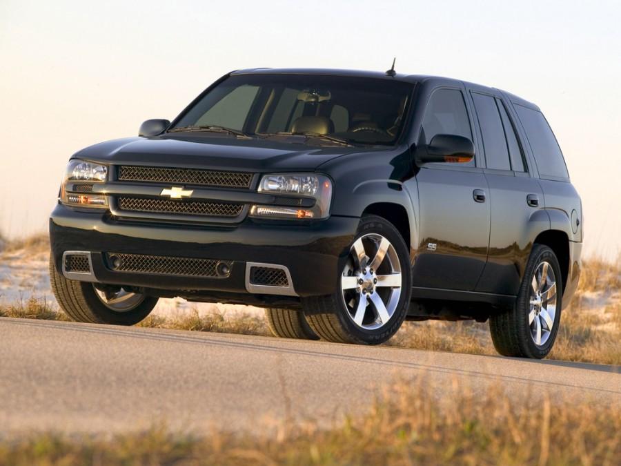 Chevrolet TrailBlazer SS внедорожник 5-дв., 2006–2009, 1 поколение [рестайлинг] - отзывы, фото и характеристики на Car.ru