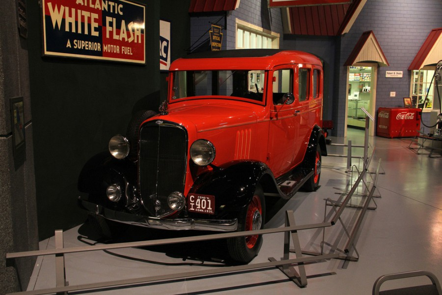Chevrolet Suburban внедорожник, 1936–1940, 2 поколение - отзывы, фото и характеристики на Car.ru