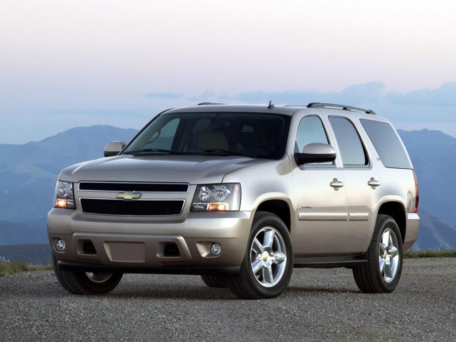 Chevrolet Tahoe внедорожник 5-дв., 2006–2014, GMT900 - отзывы, фото и характеристики на Car.ru