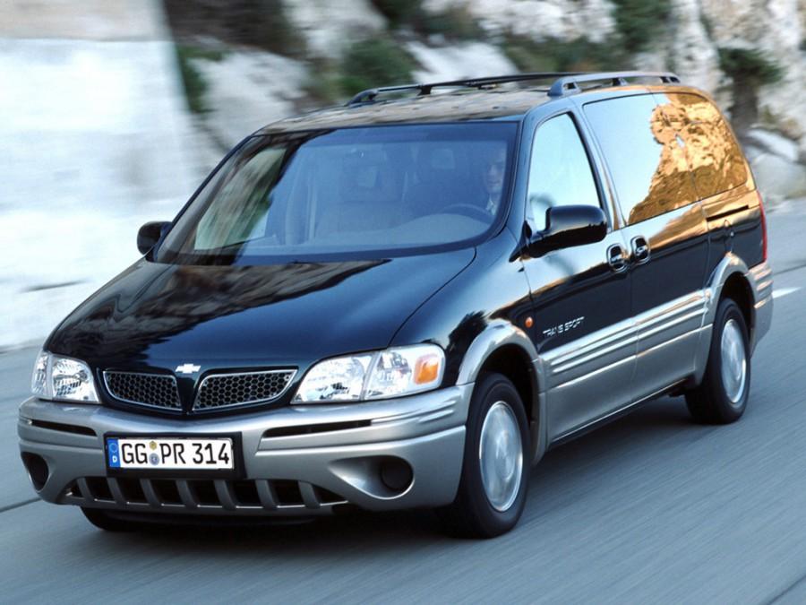 Chevrolet Trans Sport минивэн, 2001–2006, 1 поколение [рестайлинг] - отзывы, фото и характеристики на Car.ru