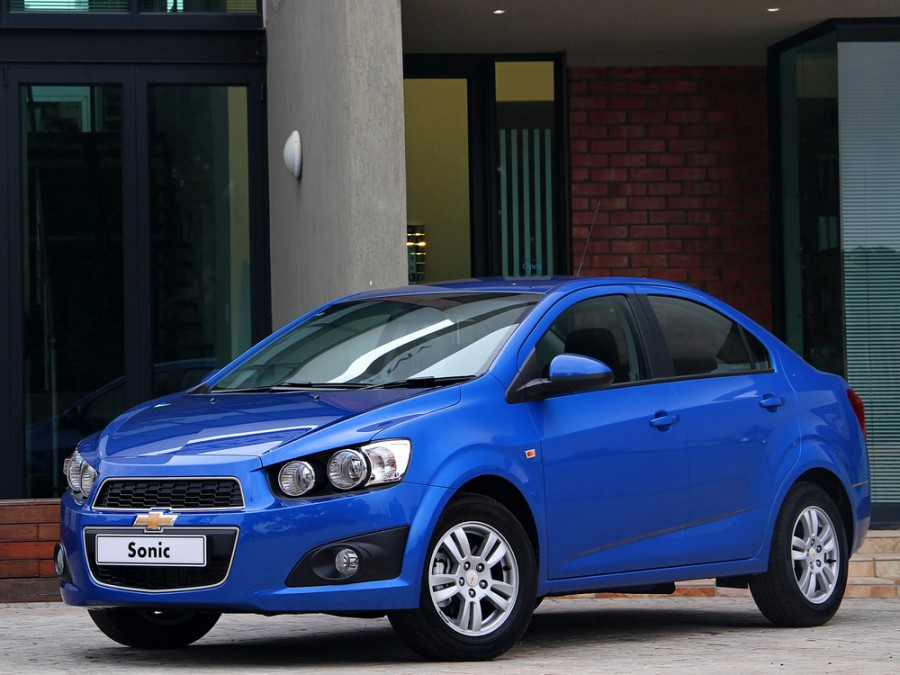 Chevrolet Sonic ZA-spec седан 4-дв., 2011–2016, 1 поколение - отзывы, фото и характеристики на Car.ru