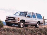 Chevrolet Suburban, GMT400, Внедорожник, 1992–1999