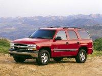 Chevrolet Tahoe, GMT800, Внедорожник, 1999–2007