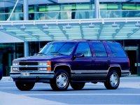 Chevrolet Tahoe, GMT400, Внедорожник 5-дв., 1995–1999