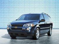 Chevrolet Uplander, 1 поколение, Минивэн, 2005–2008