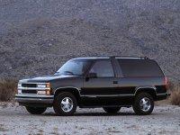 Chevrolet Tahoe, GMT400, Внедорожник 3-дв., 1995–1999