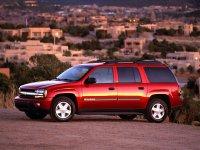 Chevrolet TrailBlazer, 1 поколение, Ext внедорожник 5-дв., 2002–2009