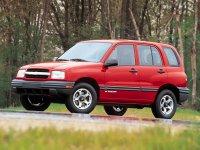 Chevrolet Tracker, 2 поколение, Внедорожник, 1998–2004