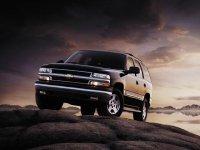 Chevrolet Sonora, 1 поколение, Внедорожник, 2000–2005