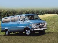 Chevrolet Van, 3 поколение, Микроавтобус