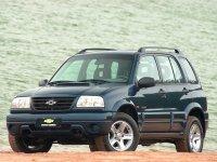 Chevrolet Tracker, 2 поколение [рестайлинг], Внедорожник, 2006–2009