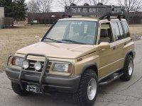 Chevrolet Tracker, 1 поколение, Внедорожник