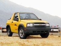Chevrolet Tracker, 2 поколение, Кабриолет, 1998–2004