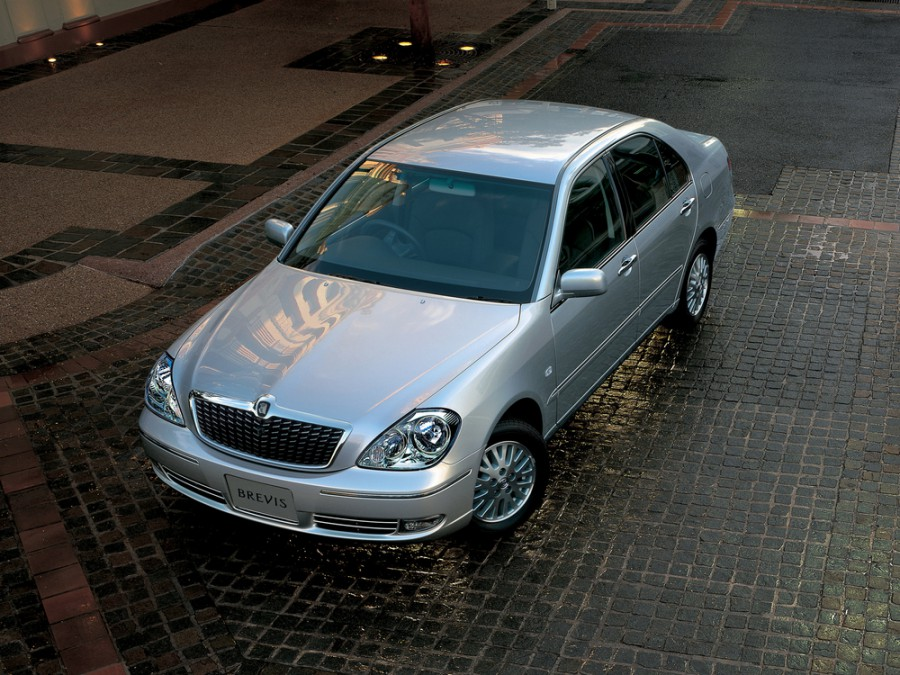 Toyota Brevis седан, 2001–2004, G10 - отзывы, фото и характеристики на Car.ru