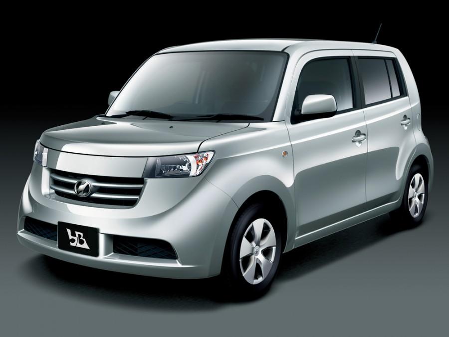 Toyota bB минивэн, 2005–2008, 2 поколение - отзывы, фото и характеристики на Car.ru