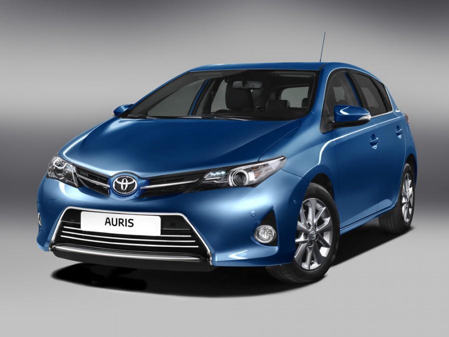 Toyota Auris хетчбэк 5-дв., 2012–2016, 2 поколение - отзывы, фото и характеристики на Car.ru
