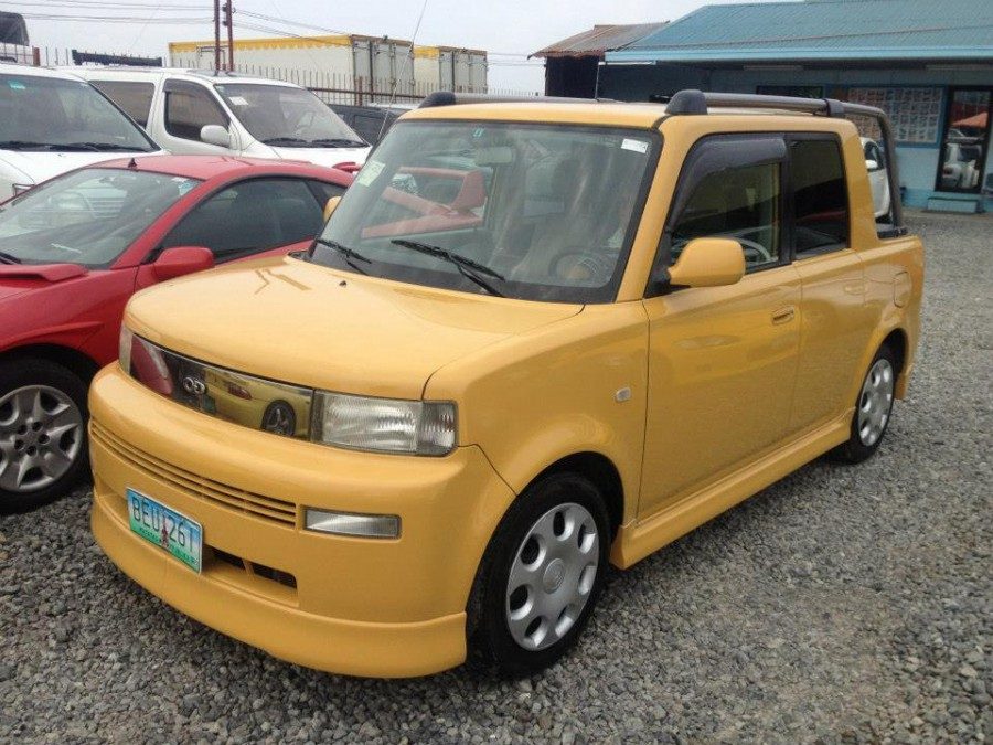 Toyota bB Open Deck пикап, 2000–2003, 1 поколение - отзывы, фото и характеристики на Car.ru