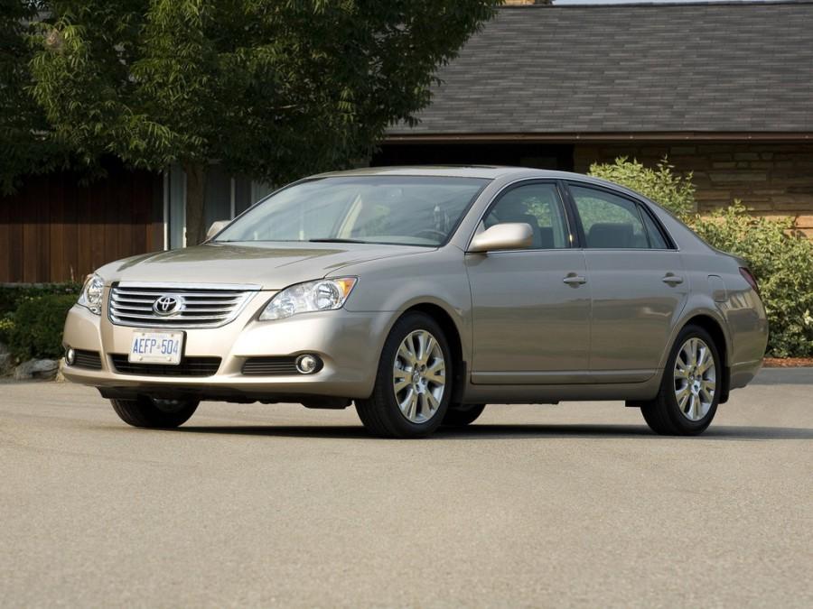 Toyota Avalon седан, 2007–2010, XX30 [рестайлинг] - отзывы, фото и характеристики на Car.ru