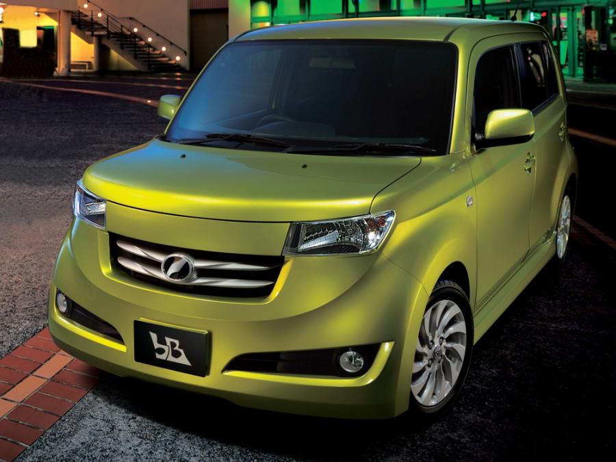 Toyota bB минивэн, 2008–2016, 2 поколение [рестайлинг] - отзывы, фото и характеристики на Car.ru