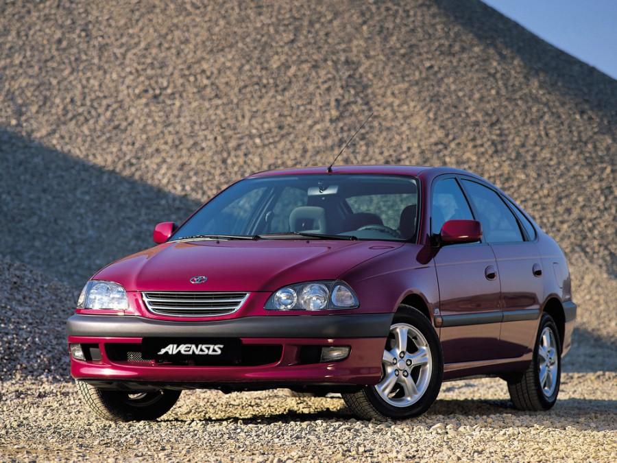 Toyota Avensis хетчбэк, 1997–2000, 1 поколение - отзывы, фото и характеристики на Car.ru