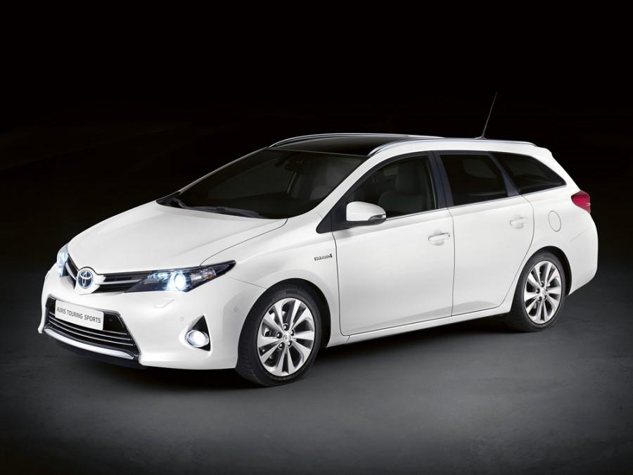 Toyota Auris Touring Sports Hybrid универсал 5-дв., 2012–2016, 2 поколение - отзывы, фото и характеристики на Car.ru