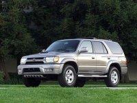 Toyota 4Runner, 3 поколение [рестайлинг], Внедорожник