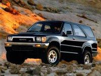 Toyota 4Runner, 2 поколение, Внедорожник 3-дв., 1989–1995