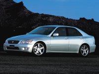 Toyota Altezza, XE10, Седан, 1998–2005