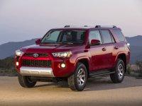 Toyota 4Runner, 5 поколение [рестайлинг], Внедорожник