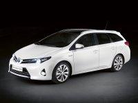 Toyota Auris, 2 поколение, Touring sports hybrid универсал 5-дв., 2012–2016