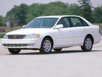 Toyota Avalon, XX20 [рестайлинг], Седан, 2003–2004