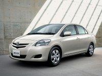 Toyota Belta, XP90, Седан, 2005–2008