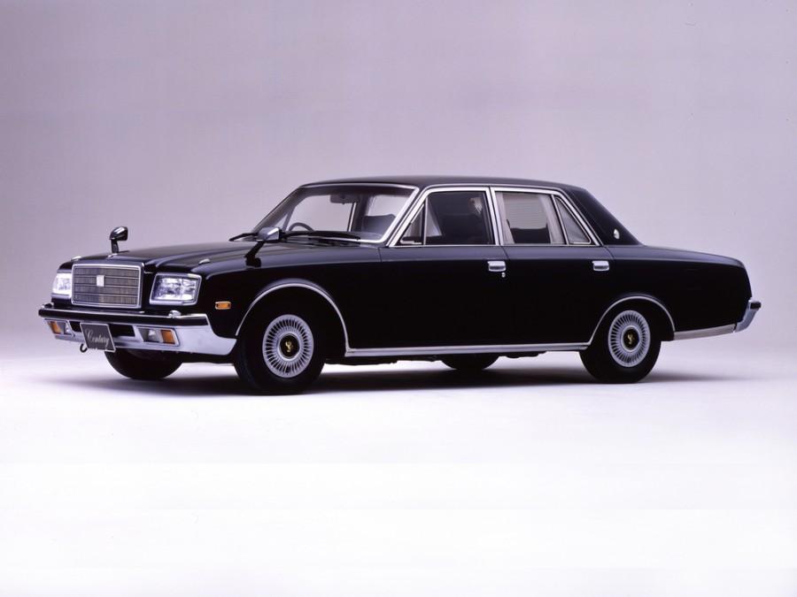 Toyota Century седан, 1987–1997, VG40/45 [2-й рестайлинг] - отзывы, фото и характеристики на Car.ru