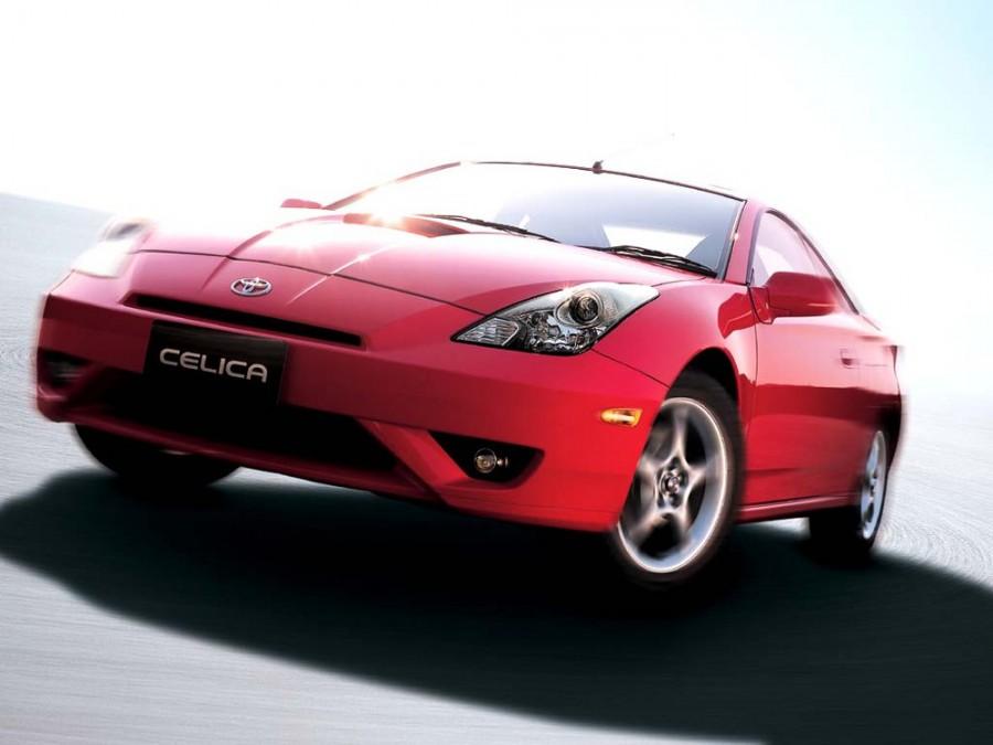 Toyota Celica купе, 2002–2006, 7 поколение [рестайлинг] - отзывы, фото и характеристики на Car.ru